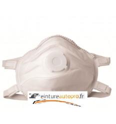 Masque anti-poussières  avec soupape