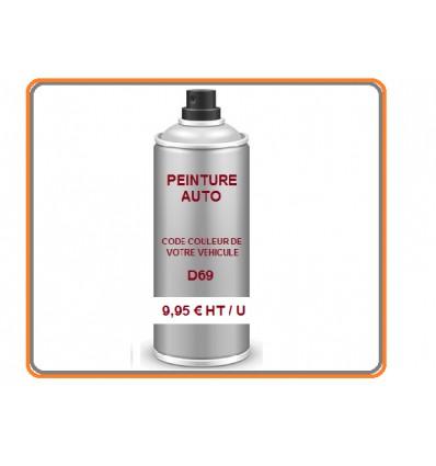 Peinture auto Renault D69 (Spray de 400ml)