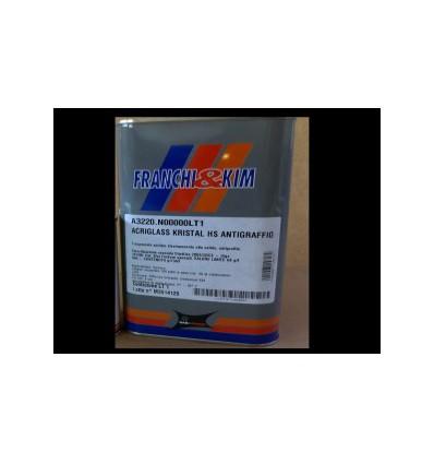 Durcisseur standard pour vernis HS 0,5 litre