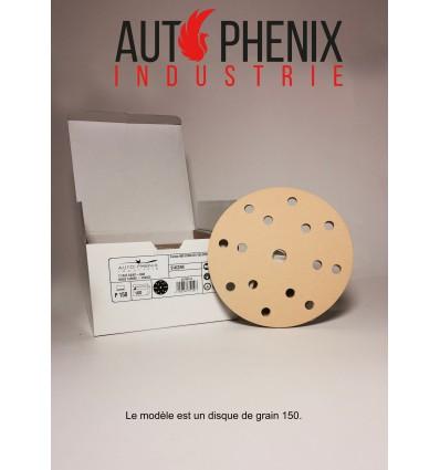 Boite disques abrasif 150mm