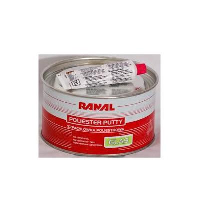 Mastic Ranal fibre de verre 1kg